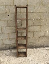 The 1 Column! Industrial Up-Cycled Pigeon Hole Shelving Unit