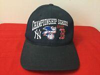 Genuine Merchandise Baseball Cap 1999 Championship Series New York Vs Boston