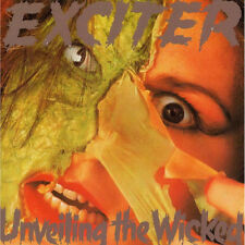 Exciter - Unveiling the Wicked 80´s BR Special ed. Incl. One BONUS TRACK