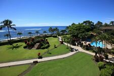 KAUAI VACATION RENTAL**1 BEDROOM OCEAN VIEW**LAWAI BEACH RESORT**$1395 Special**