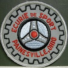 1960's Ecurie De Sport Jacket Patch - Painesville, OH