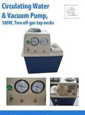 Circulating Water and Vacuum Pump