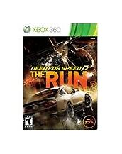 Need For Speed: The Run- Platinum Hits  *No Manual8 (Xbox 360, 2011)