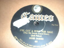 78RPM Cameo 414 Dixie Daisies, I've Got a Song 4 Sale /Ernest Carle, Cry Baby V