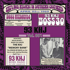 93/KHJ CD Radio Aircheck ~ April 02 1969 The Real Don Steele +FREE business card