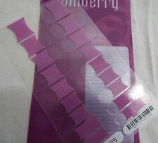 Jamberry Orchid Tip - Long A501  (Full Sheet ) Retired Design