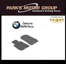 Genuine BMW All-Weather Rubber Front Floor Mats  51472311059