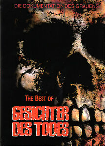 Best of gesichter des todes, small hardbox, uncut, faces of death, b