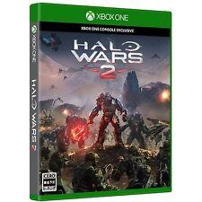 Halo Wars 2 MICROSOFT XBOX ONE  JAPANESE NEW IMPORT