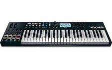 Alesis VX49 USB Midi Keyboard Controller RGB Backlit Software Included