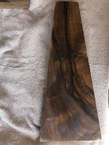 Turkish Walnut Gunstock Blank Shotgun matching pair C Beretta Perazzi Miroku