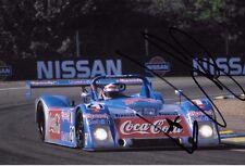 Wayne Gardner SIGNED  Riley & Scott Mk3 Ford  , Le Mans 24hrs  1998