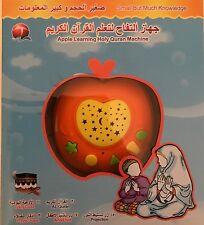 apple quran toy learn education childs kids muslim islam surah dua eid play new