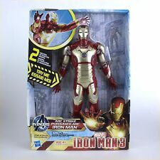 ARC STRIKE IRON MAN 3 - Marvel Avengers Initiative  - 10in Figure NEW IN BOX
