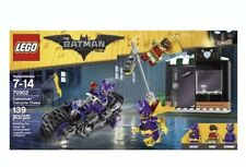 LEGO The Batman Movie Catwoman Catcycle Chase 70902 - 139 pc New Factory Sealed