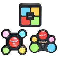 Sound Interactive Game Flashing Light Memory Training Game Console Puzzle