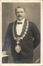Bradford. Henry Taylor, 38 St Paul's Road, Bradford by Walter Scott. ? Mayor.