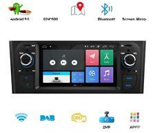 "Autoradio Car Stereo ANDROID 10 display 6.1"" HD per FIAT Grande Punto 2005-2011"