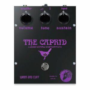 Wren & Cuff Caprid Big Box - Black-Violet Special Edition