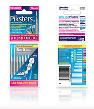 Piksters Inter Brush Size 0  (grey)   New & Sealed