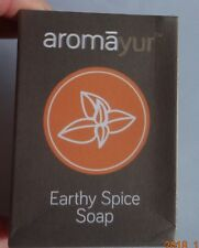 EARTHY SPICE SOAP w/ SHEA BUTTER COCONUT OIL ALOE VERA AROMA FRAGRANCE CAT