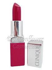 Clinique Pop Matte Lip Colour Lipstick & Primer  ROSE POP  Full Size Unboxed