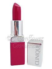 Clinique Pop Matte Lip Colour Lipstick & Primer  ROSE POP  Full Size Unboxed