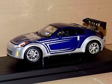 NISSAN 350Z THE FAST AND THE FURIOUS RC2 53608B 1:18