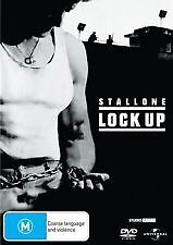 LOCK UP - BRAND NEW & SEALED DVD (SYLVESTER STALLONE, DONALD SUTHERLAND)