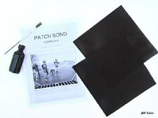 Trampoline Repair Kit - Glue On Patches - Repairs Holes and Tears - 8X8 Patches