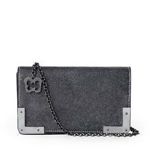 NEW Eric Javits Cassidy Purse -Gun Glitter- Sold Out