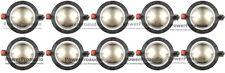 10pcs Diaphragm replacement for B&C MD/DE 75-8,75P,82,85,700,750,& EAW & NEXO