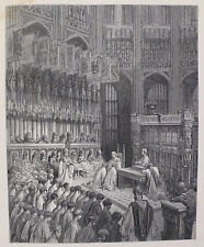 Doré-Londres; 'Abadía de Westminster-confirmación de Westminster Chicos's, C.1870