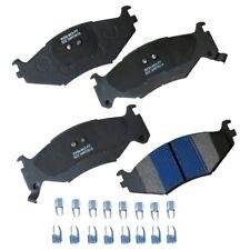 Disc Brake Pad Set-Stop Semi-Metallic Brake Pad Front Bendix SBM522