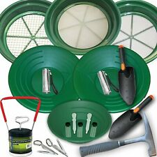 New listing 19pc Ultimate Gold Prospecting Kit for Beginners and Kids