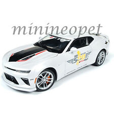 AUTOWORLD AW236 INDY PACE CAR 50TH ANNIVERSARY 2017 CHEVROLET CAMARO SS 1/18 W