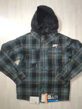686 LTD Fallen Flannel Insulated Jacket size S