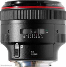Objetivos fijos manual para cámaras Canon