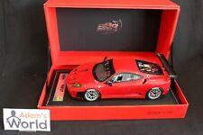 BBR Ferrari F430 GT2 2008 1:18 red (PJBB)