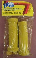 VTG NOS Big Al's BAPP Honda ATC 70 90 110 185 SPUNG-EEZ 7/8 Grips AHRMA MX Yell