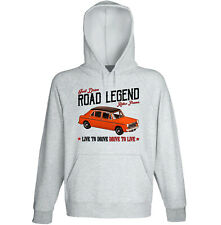 Austin 1300 - GREY HOODIE - ALL SIZES IN STOCK