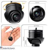 Mini caméra de recul voiture Auto 360 ° avant arrière côté + Foret Neuf