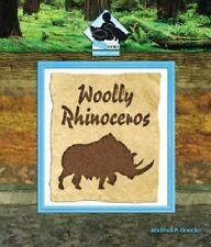 Woolly Rhinoceros (Prehistoric Animals Set Ii)-ExLibrary