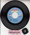 "THE 4 FOUR SEASONS Dawn (Go Away) 7"" 45 rpm vinyl record + jukebox title strip"