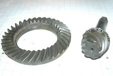 1955-64 5:13 GM CHEVROLET & CORVETTE RING & PINION USED ZOOM ZOOM HI PERF RACE G