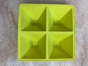 Trapeze Shape Silicone Cake Pastry Mould Bakeware DIY Mould