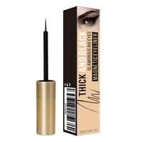 Magnetischer flüssiger Eyeliner kein Kleber Eyeliner wasserdichtes Make-up 5ml