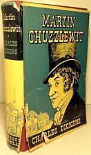 Dickens, Charles - Martin Chuzzlewit - 1935 - /HC/VG - classic!
