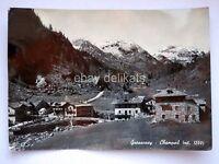 GRESSONEY CHAMPSIL Aosta vecchia cartolina