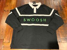 Nike Sportswear Swoosh Men's 2XL XXL Rugby Shirt CV0169 011